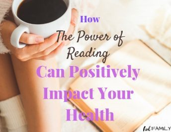 How the power of reading can positively impact your health