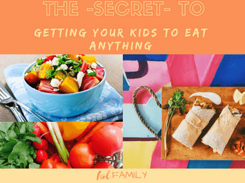 Secret To Getting Kids To Eat Anything