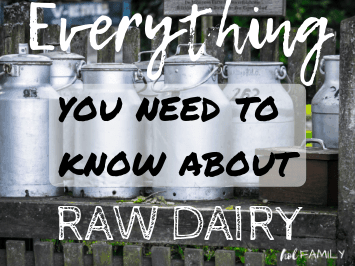 Everything You Need to Know About Raw Dairy