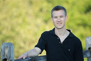 Picture of David Cordell, co-founder of hol FAMILY.