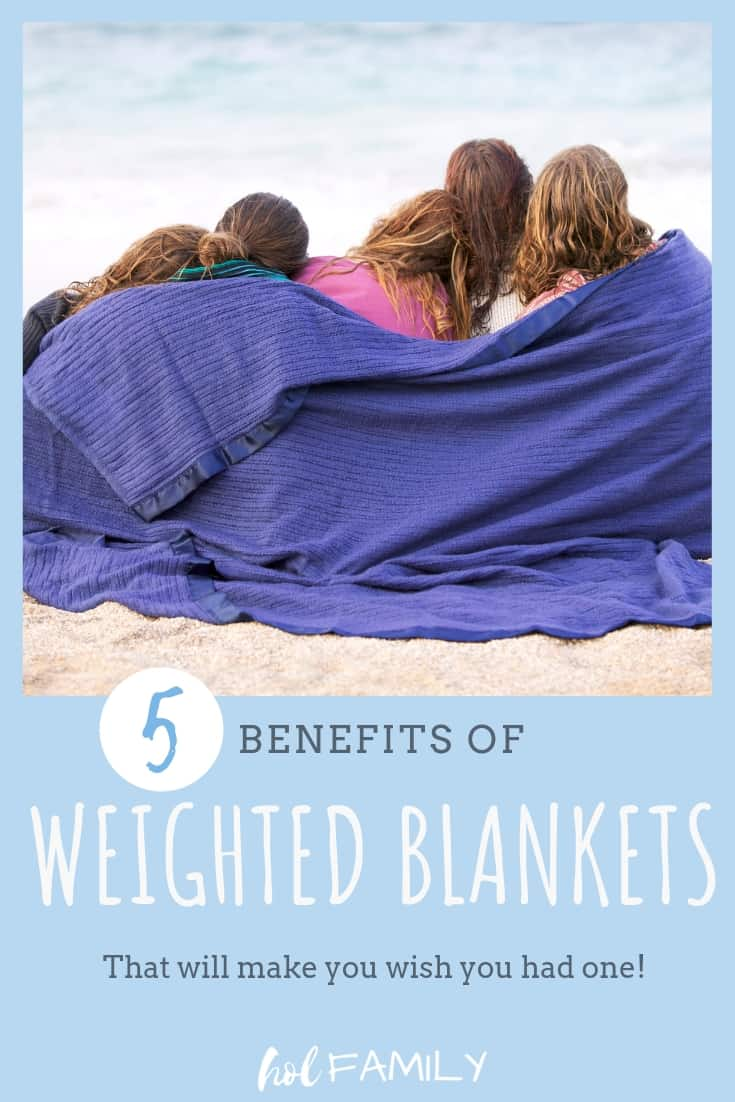 5 Weighted Blanket Benefits That Will Make You Wish You Had One