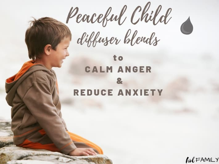 Peaceful Child Diffuser Blends